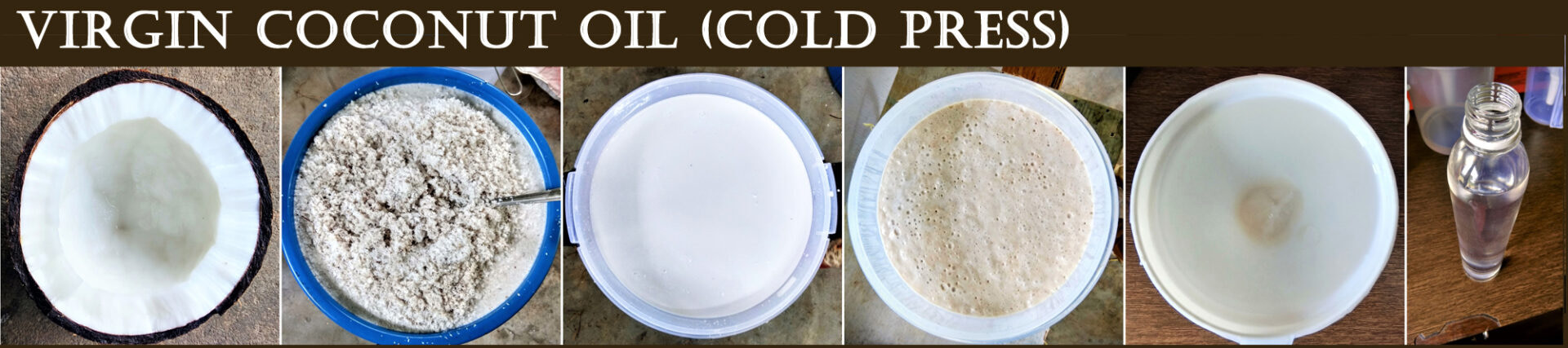 Coconut - cold process
