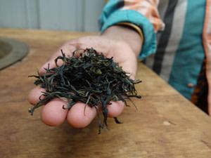 Handmade Green tea