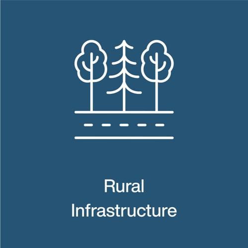 Pillar 12 -Rural infrastructure