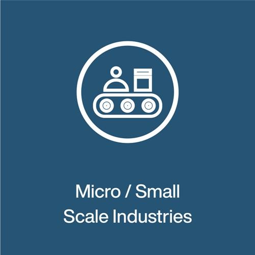 Pillar 13-Micro Small scale Industries