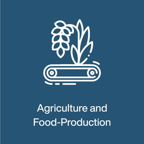 Pillar 1- Agriculture and Food-Production