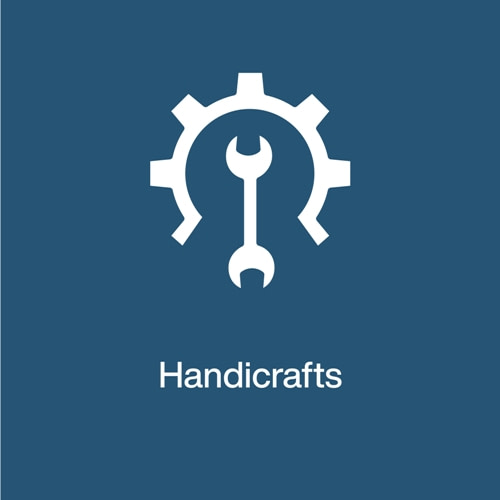 Pillar 4- Handicrafts