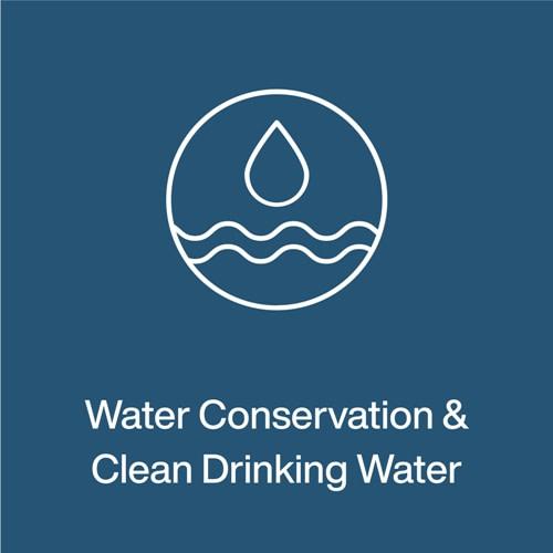 Pillar 8- Water conservation & clean drinking water