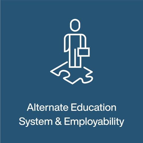 Pillar 9 -Alternate Education System & Employability